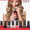 OPI Coca-Cola by OPI Pack of Style Mini Pack