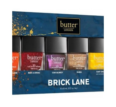 butter LONDON London Brick Lane Collection Lacquer Set