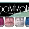 China Glaze Roommates mini set
