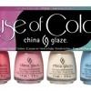 China Glaze House Of Colour nail polish set