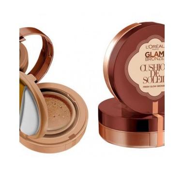 L'Oréal Paris Glam Bronze Cushion de Soleil Fresh Glow Bronzer