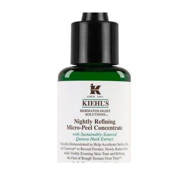Kiehl's Since 1851 Dermatologist Solutions Nightly Refining Micro-Peel Concentrate