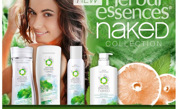 Herbal Essences Naked Collection