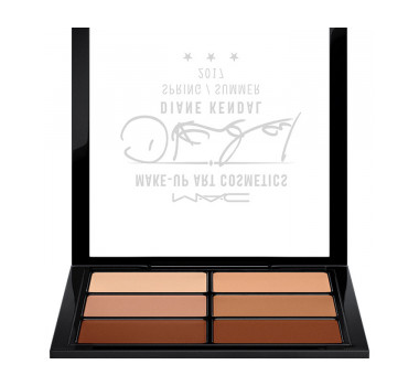 MAC Diane Kendal Cover Me / Mac Studio Conceal & Correct Palette