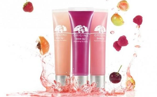 Origins Lip Balm in Berry Splash for Breast Cancer Awareness Month