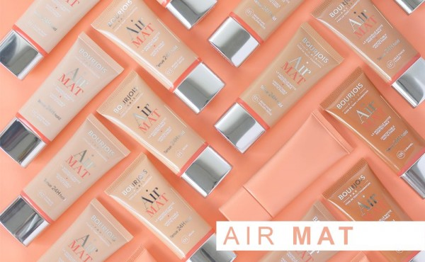 Bourjois Air Mat Foundation Product Review