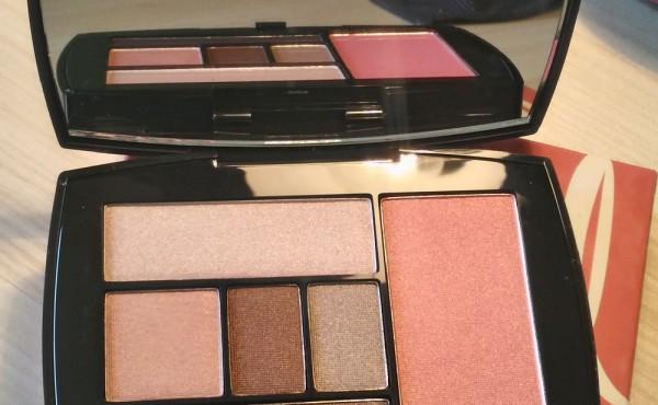 Skinn Cosmetics Eye Shadow & Blush Palette in Flushed – Review