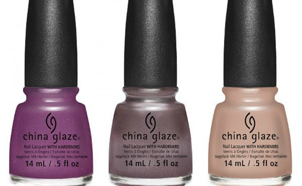 China Glaze House Of Colour Nail Polish Collection for Spring 2016