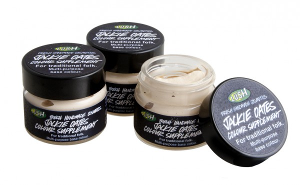 Introducing JACKIE OATES Colour Supplement from Lush