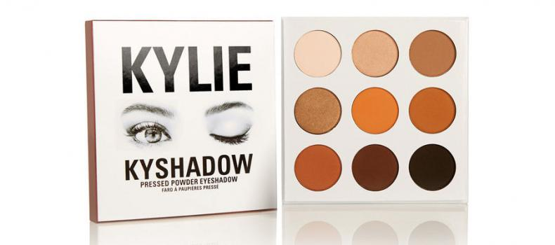 Kylie Jenner launches her first eyeshadow palette