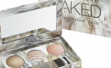 Urban Decay Naked Illuminated Trio Highlighter Palette for Holiday 2016