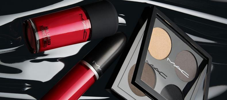 MAC x Helmut Newton Makeup Collection
