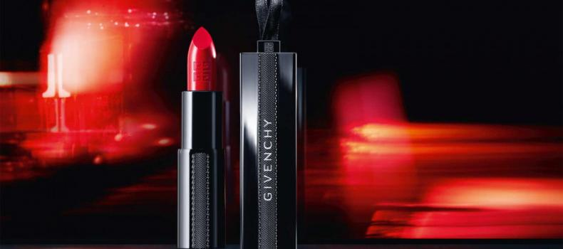 "Givenchy The new ROUGE INTERDIT - ""I Was Here"""