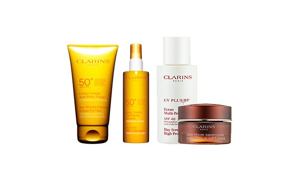 Clarins New Sun Care & Self-Tanner for Summer