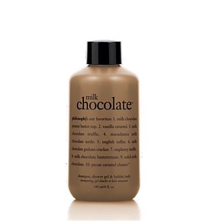 Philosophy Milk Chocolate Shampoo Shower Gel Amp Bubble Bath