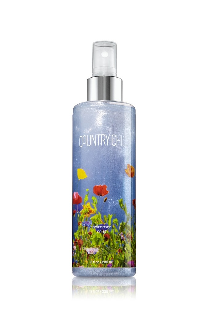 Bath Amp Body Works Country Chic Signature Collection