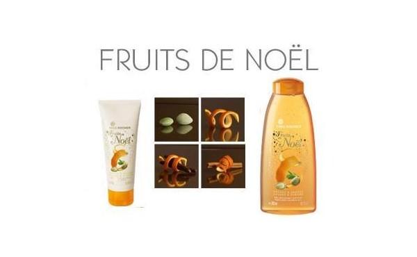 NEW Yves Rocher Fruits de Noël Line