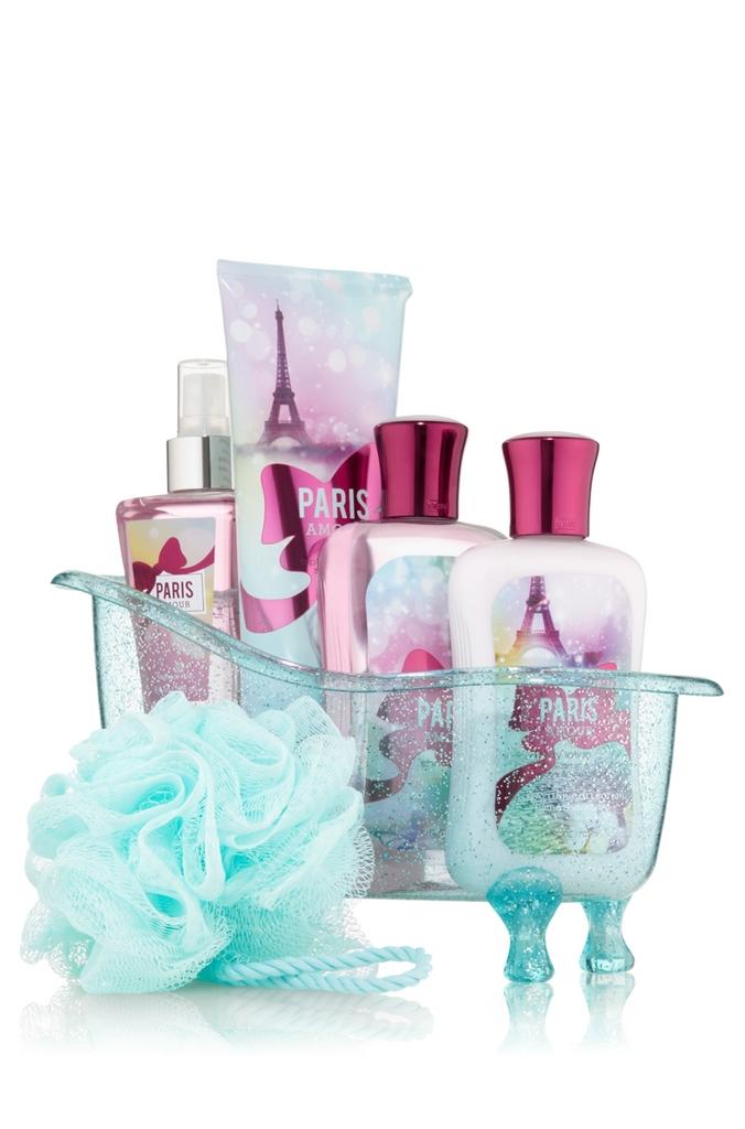 Bath body works paris amour signature collection splish