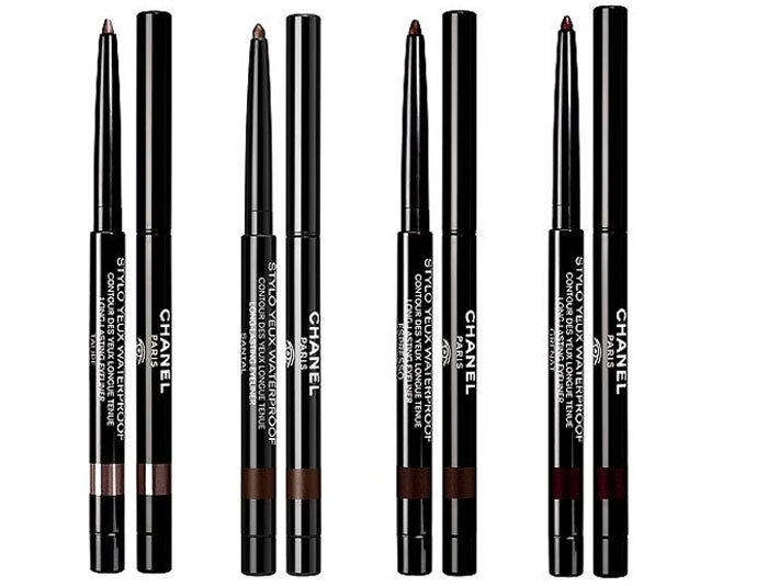 Chanel Stylo Yeux Waterproof Long Lasting Eyeliners Jeux