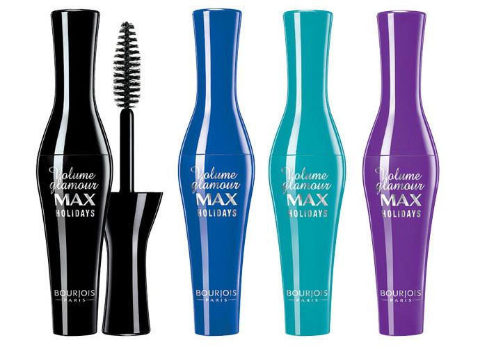 bourjois volume glamour max holidays mascara makeup beautyalmanac. Black Bedroom Furniture Sets. Home Design Ideas