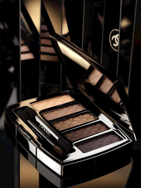 Chanel Ombres Matelass 233 Es Eyeshadow Palette Charming