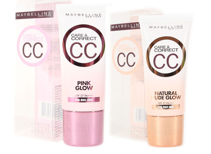 Maybelline Care Amp Correct Cc Cream Skin Care Beautyalmanac