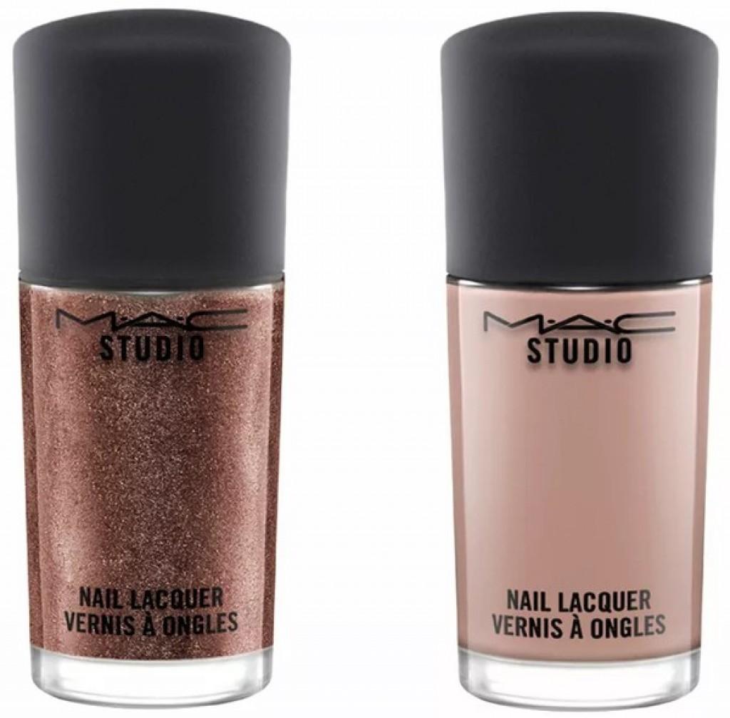 Studio M Nail Polish: MAC Faerie Whispers Studio Nail Lacquer