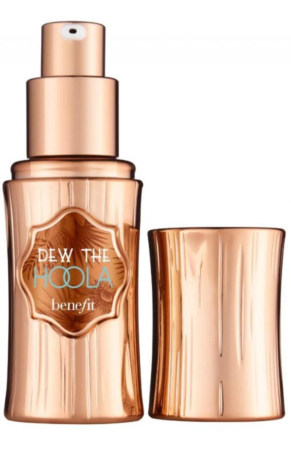 Benefit Dew Hoola Soft-Matte Liquid Bronzer For Face