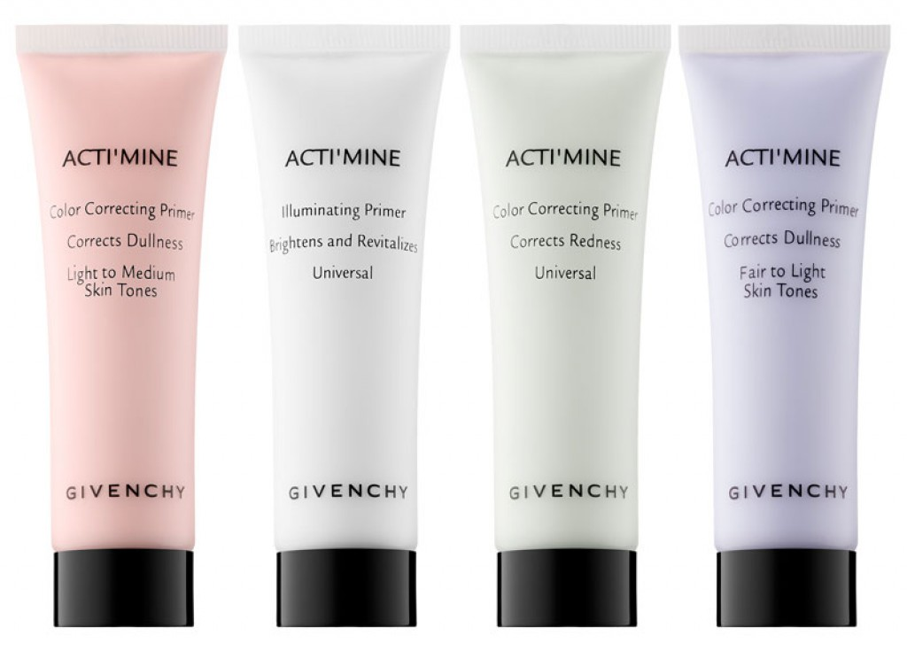 Givenchy Acti Mine Color Correcting Primer Makeup