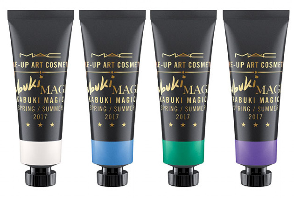MAC Kabuki Magic Paints | Makeup | BeautyAlmanac