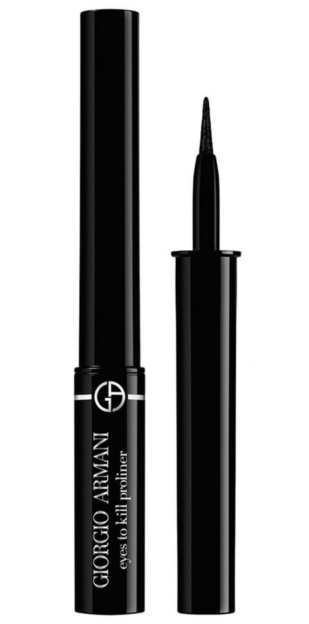giorgio armani eyes to kill proliner makeup beautyalmanac. Black Bedroom Furniture Sets. Home Design Ideas