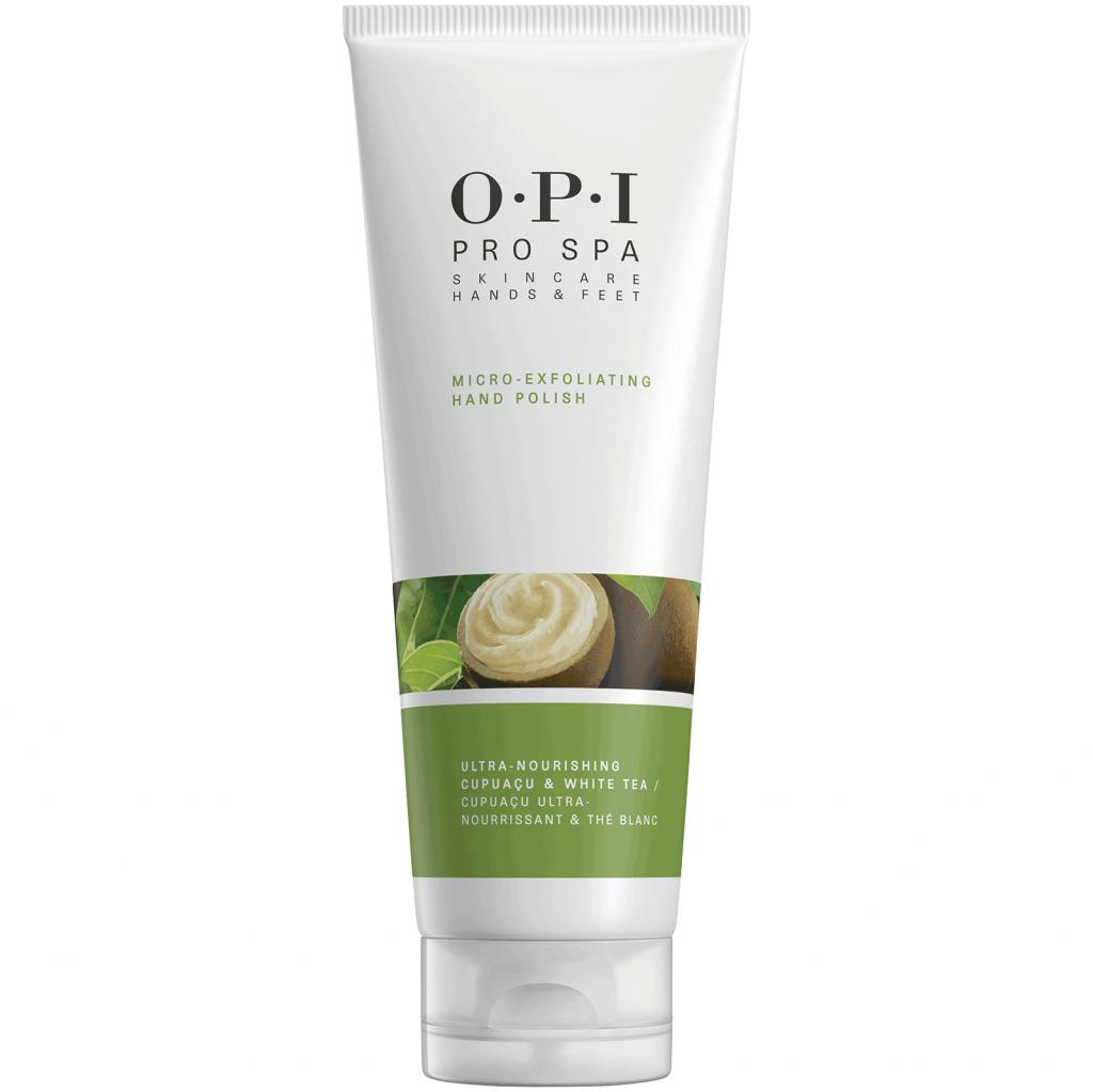 Opi Pro Spa Micro Exfoliating Hand Polish Skin Care Beautyalmanac