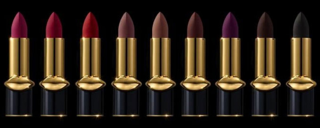 Pat Mcgrath Labs Lust Mattetrance Lipstick Makeup