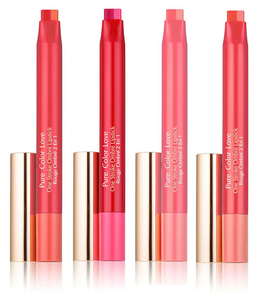 Estée Lauder Pure Colour Love One Stroke Ombre Lipstick ...