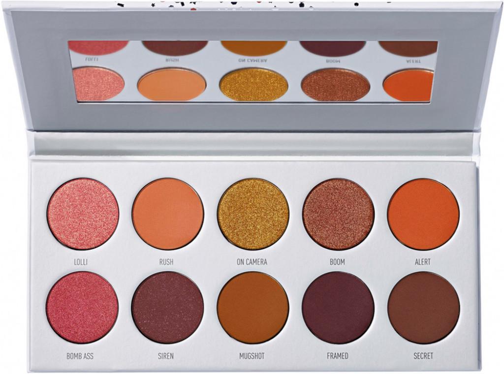 Morphe x Jaclyn Hill Vault Bling Boss Eyeshadow Palette