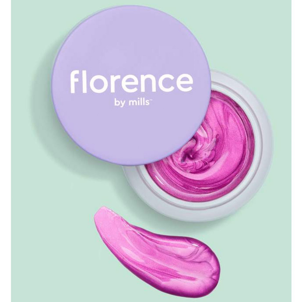 florence by mills Mind Glowing Peel Off Mask   Skin Care