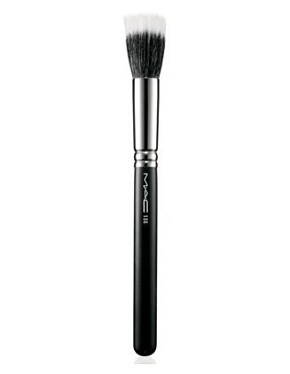mac 188 small duo fibre face brush  makeup  beautyalmanac