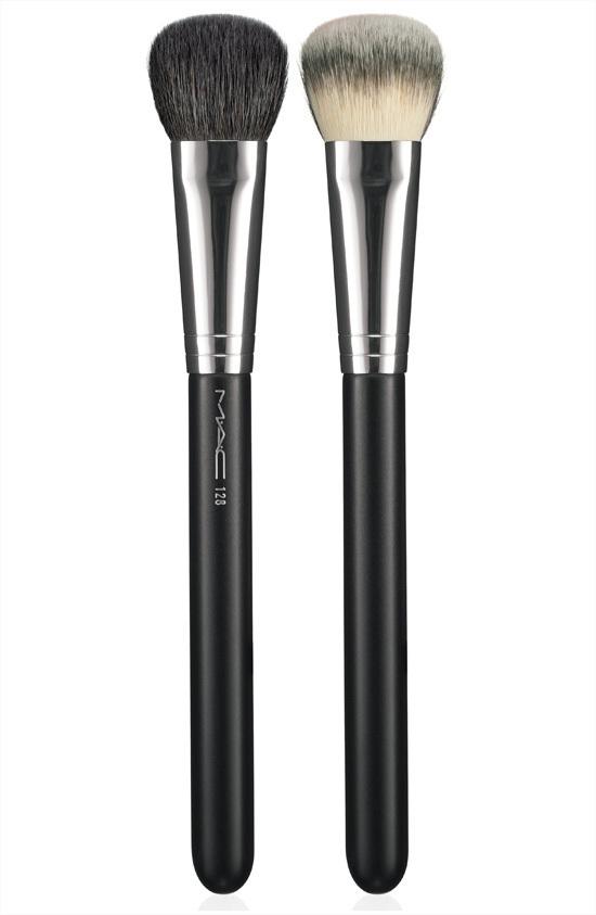 MAC 128 Split Fibre Cheek Brush   Makeup   BeautyAlmanac