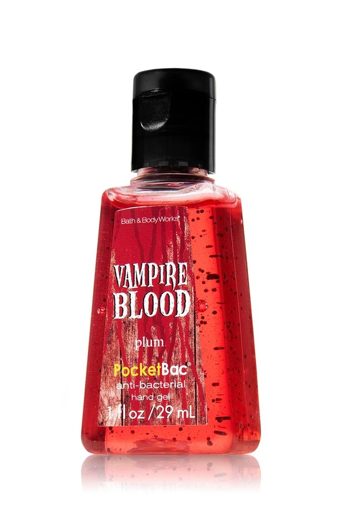 Bath Amp Body Works Vampire Blood Anti Bacterial Pocketbac
