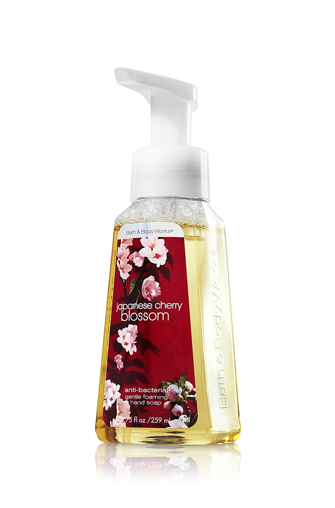 Bath Amp Body Works Japanese Cherry Blossom Anti Bacterial