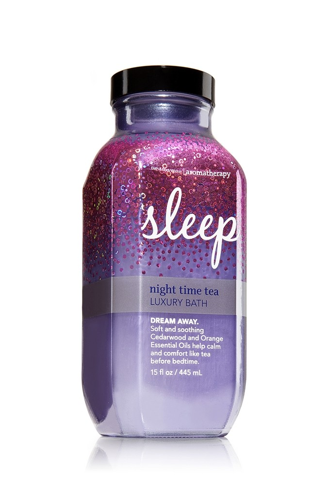 Bath Amp Body Works Sleep Night Time Tea Aromatherapy