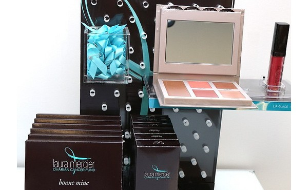 The Laura Mercier Ovarian Cancer Fund