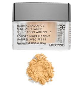 Arbonne Natural Radiance Mineral Powder