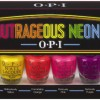 OPI Outrageous Neons Mini Collection
