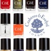 Crabtree & Evelyn Nail Lacquers