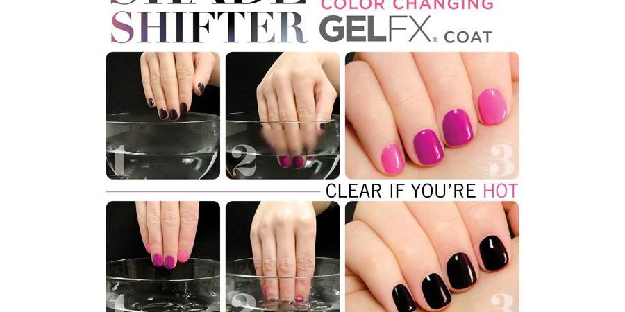ORLY Shade Shifter GelFX Color Changing Coat | News | BeautyAlmanac