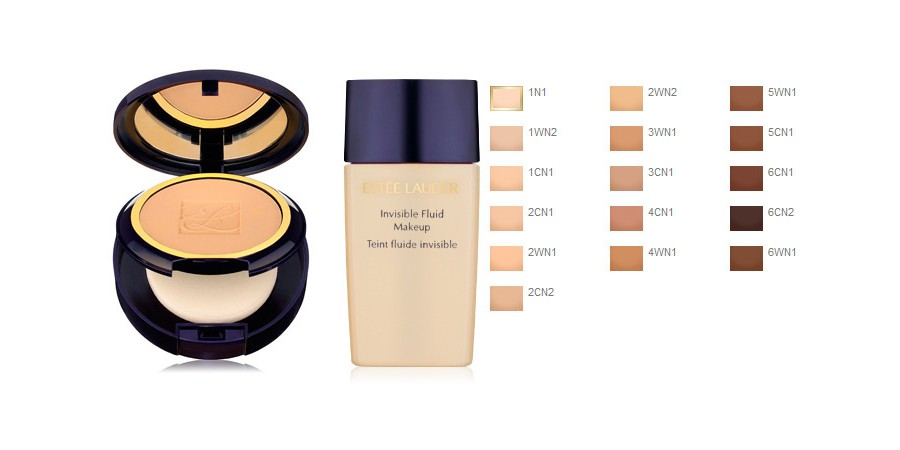 Estee Lauder Invisible Powder Makeup