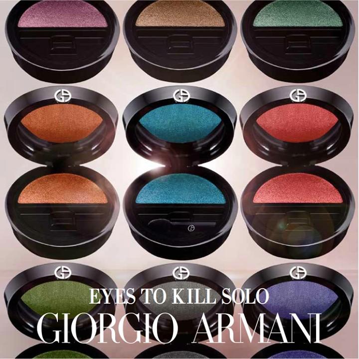 giorgio armani eyes to kill solo makeup beautyalmanac. Black Bedroom Furniture Sets. Home Design Ideas