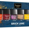 butter LONDON London Brick Lane Collection Lacquer Set