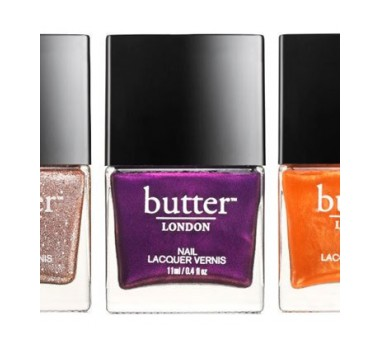butter LONDON Brick Lane Collection